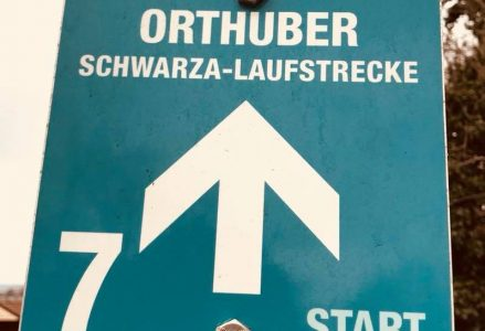 orthuber laufstrecke