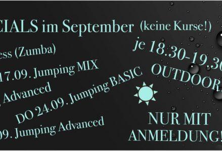 oktober specials